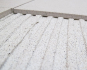 Tile adhesion and grouting systems