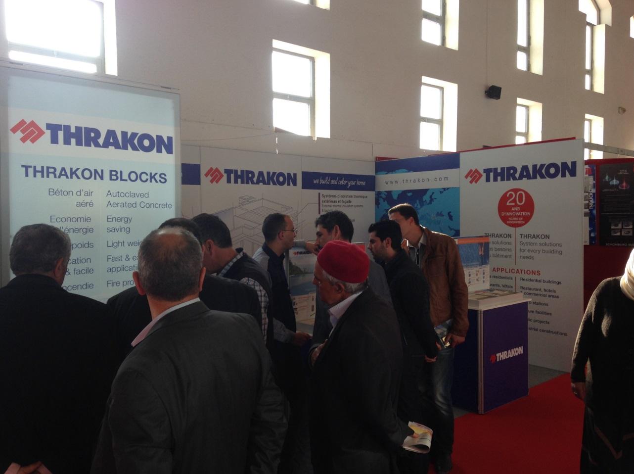 successful participation in medibat 2017 | thrakon
