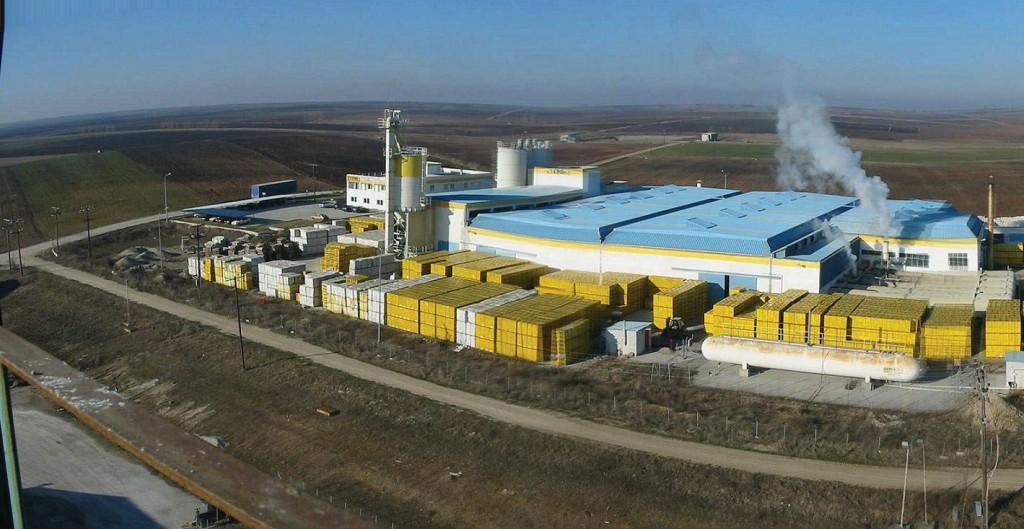 YTONG plant