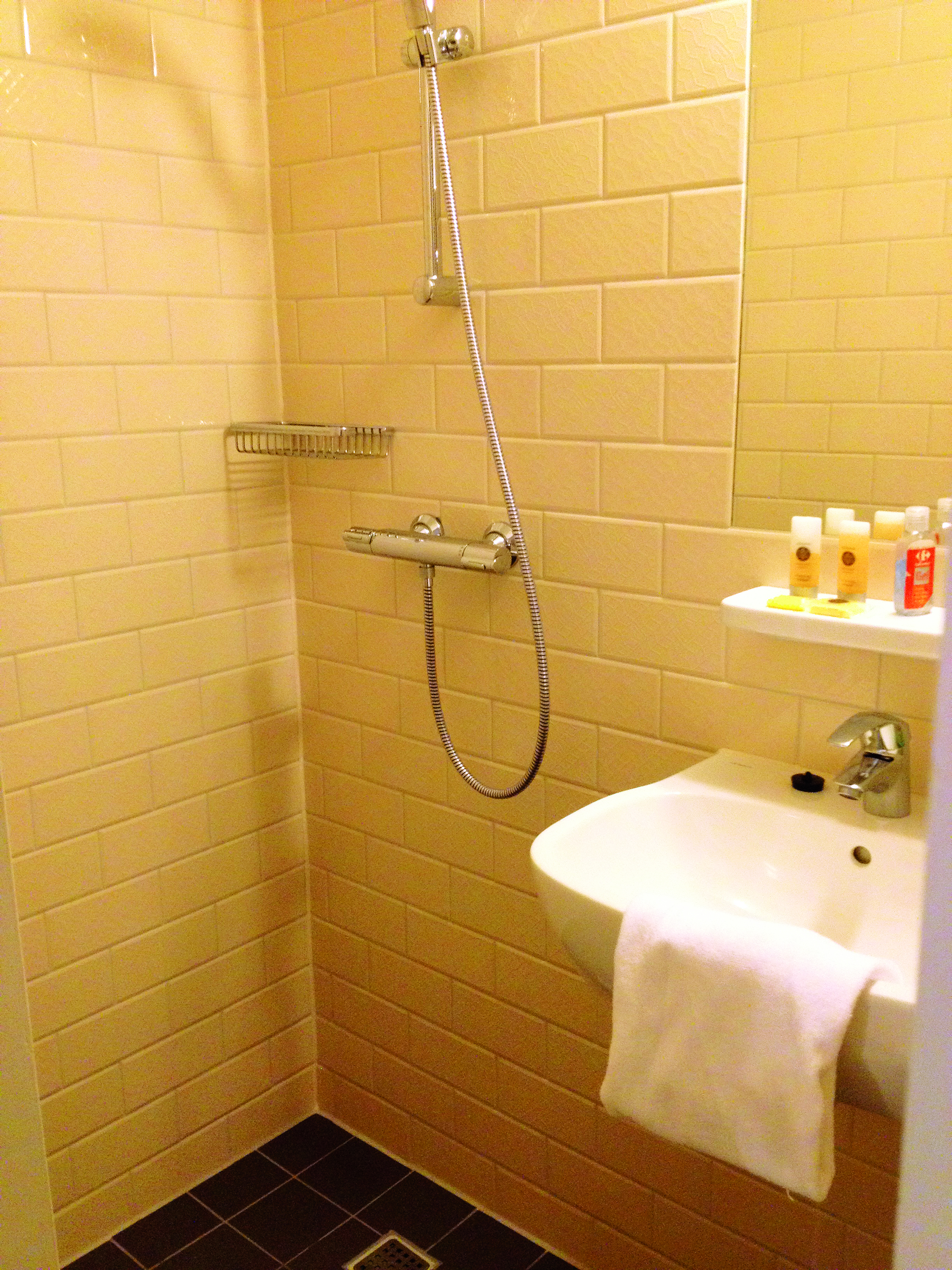 Wet areas waterproofing